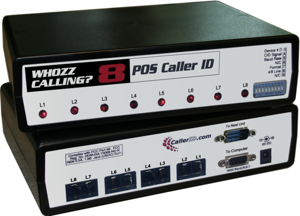 Picture of Whozz Calling? POS Caller ID